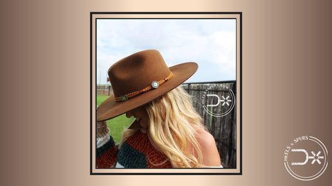 Western Hat for the Final Touch
