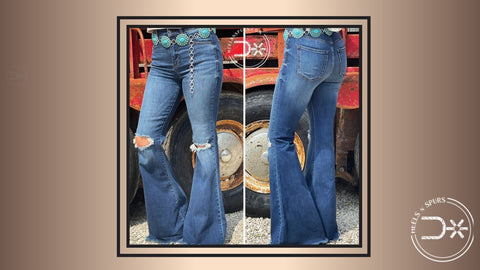flared jeans for women