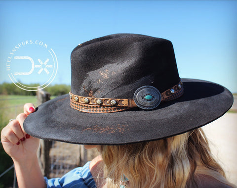 Billy The Kid Western Hat