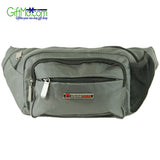 Alpine Swiss Fanny Pack Secure Travel Case Adjustable Belt Sport Pouch Waist Bag - GiftMo