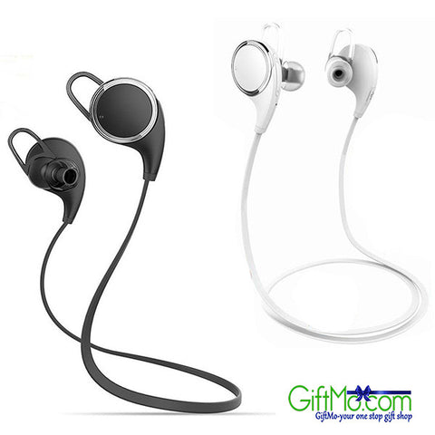 Amazing QCY QY8 Wireless 4.1 Bluetooth Noise Canceling Headphones with Mic - GiftMo
