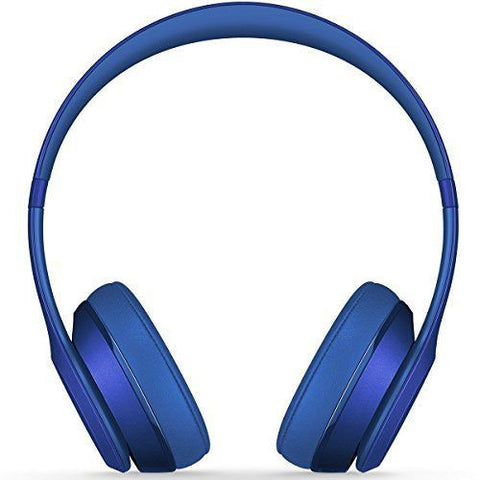 Beats by Dre Solo2 On-Ear Headphones - Blue Sapphire - GiftMo