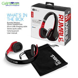 Beautiful Sound Quality MEE Audio Rumble Bluetooth Headphones - GiftMo