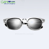 Beautifully Designed Aluminium Polarized Retro Veithdia Sunglasses