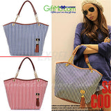Beautifully Designed Stripped Women's Tote Bag - GiftMo
