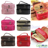 Beauty Makeup Cosmetic Bag Travel Case Toiletry Bag - GiftMo