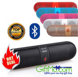 Bluetooth Wireless Speaker Mini Portable Super Hot For iPhone Samsung Tablet PC - GiftMo