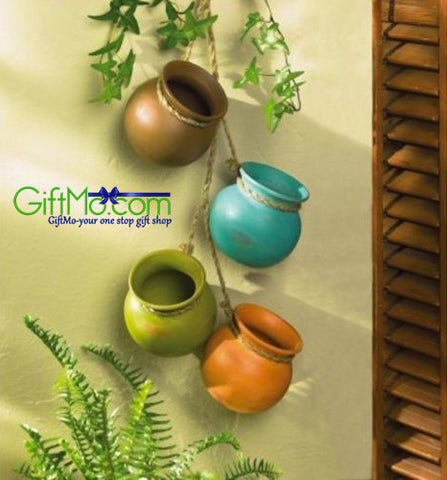 Dangling Mini Pots - GiftMo
