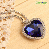 Eye Catching Heart of Ocean Titanic Necklace - GiftMo