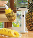 Fruit Pineapple Corer Slicer Cutter Peeler Plastic Kitchen Easy Gadget Tools - GiftMo