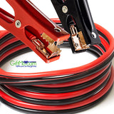 Heavy Duty Power Booster Cable Emergency Car Battery Jumper 20 Ft 4 Gauge