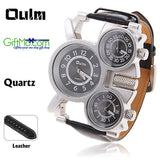 Luxury Sport Military Quartz Dial Men Stainless Steel Wrist Watch