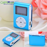 Amazing Sound Mini Clip-On MP3 Player with LCD Display - Choose from 5 Colors - GiftMo