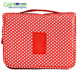Durable Anti-Bacterial Waterproof Multi-Compartments Unisex Travel Organizer Cosmetic Toiletry Bag - GiftMo