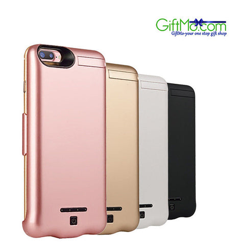 Most Powerful 8000mAh External Battery Case iPhone 7/7 Plus