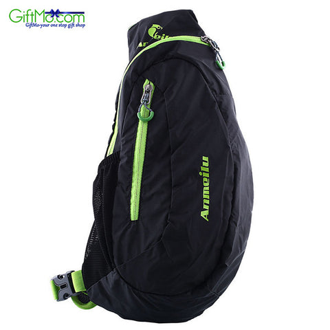 Multi-functional Shoulder Backpack W/Adjustment Cycling Hiking Camping Pack Bag