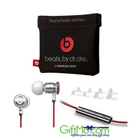 NEW Beats by Dr. Dre urBeats In-Ear Headphones -White URBEATS-WT - GiftMo