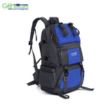 Outdoor Backpack Hiking Waterproof Pack Mountaineering Bag