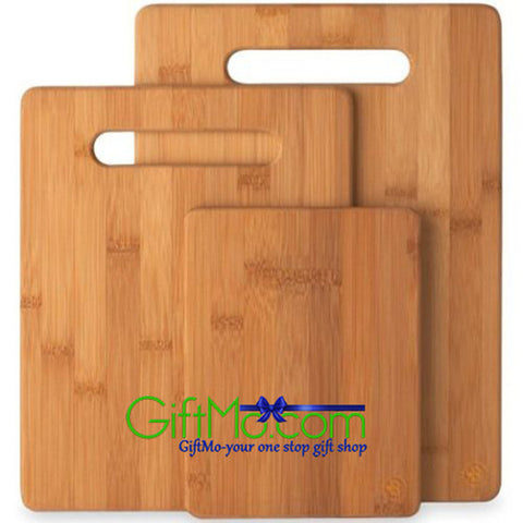 Perfectly Designed Bamboo 3 Set Piece Cutting Board