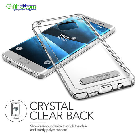 Perfectly Designed Clear Slim Kickstand Case For Samsung Galaxy Note 7