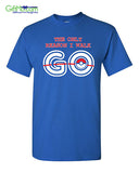 Pokemon The Reason I Walk GO Pokeball Funny Cool Men's Tee Shirt - GiftMo