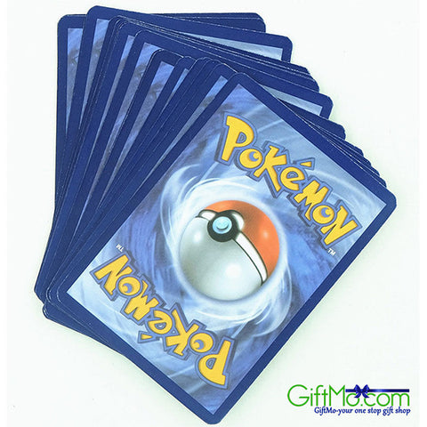 Rare Hard To Find Pokemon 60 Card Set - GiftMo