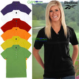 Reebok Women's Platinum Cotton Pique 7316 Polo Shirt Active Wear - GiftMo