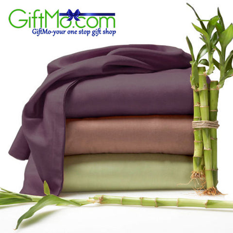 Silky 4 Piece Set Original Best Bamboo™ Rayon from Bamboo Bed Sheets