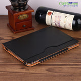 Beautiful Soft Leather Wallet Smart Case Cover Sleep / Wake Stand for APPLE iPad Pro 9.7""