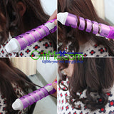Spiral Curl Ceramic Curling Iron Dual Hair Curler - GiftMo