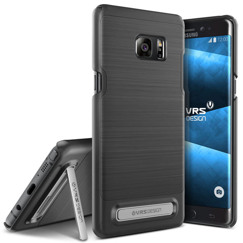Stylish Slim Fit Kickstand Case For Samsung Galaxy Note 7