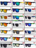 Super Awesome Unisex Outdoor Sunglasses With UV400 Protected Mirrored Lens