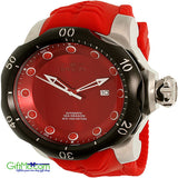 Super Hot Deal Invicta Men's Venom Red Resin Automatic Watch