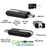 Technological USB Disk Spy Camera Camcorder