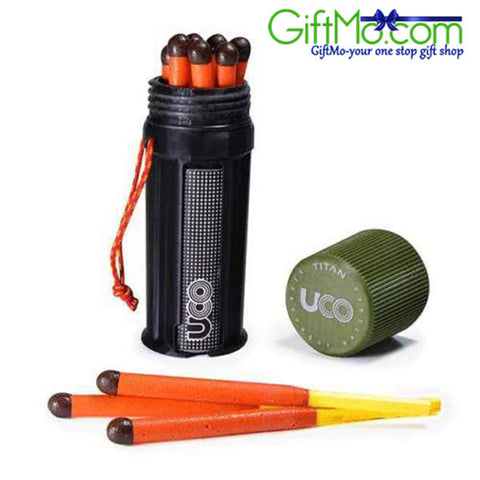 UCO Titan Stormproof Matches-Kit