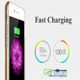 Ultra Thin External Charger Battery Power Bank Case Cover for iPhone 6 6s 4.7/Plus