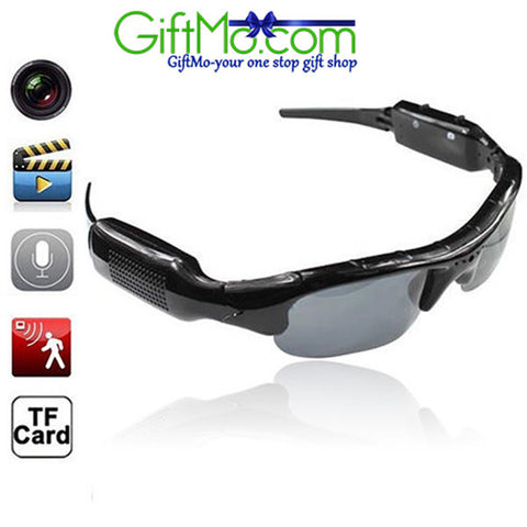 Video Camera Sunglasses - GiftMo