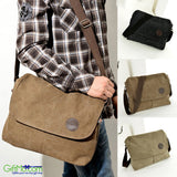 Vintage Multipurpose Military Shoulder Leather Backpack - GiftMo
