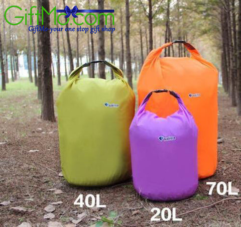 Waterproof Dry Bags 3-Piece Set (3 sizes) - GiftMo