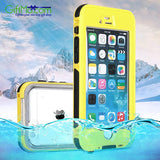 Most Waterproof Shockproof Hybrid Case Cover For Apple iPhone 7/6s/6s Plus