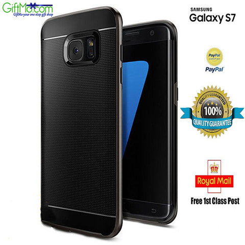 Well Designed Shockproof Protective Hard Case Samsung Galaxy S7