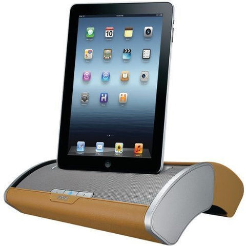 iHome iD55SC Portable Stereo System for iPhone/iPad/iPod - Silver - GiftMo
