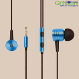 Amazing Sound Quality Piston 3.5mm Ear Stereo Earbuds Headphone For iPhone & Samsung - GiftMo