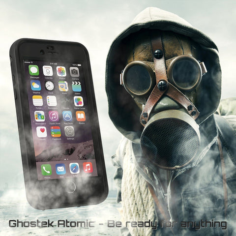 GHOSTEK® Atomic water proof, dirt proof, shock proof case for Apple iPhone 6 PLUS 5.5 - GiftMo