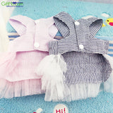 Cute Summer Pet Puppy Small Dog Cat Clothes Tutu Dress Princess Skirt