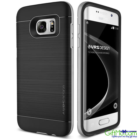 Shockproof High Pro Shield Slim Bumper Case For Galaxy S7 Edge - GiftMo