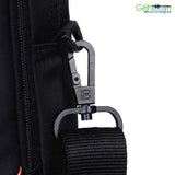 Slim & Lightweight Waterproof Laptop Messenger Bag
