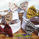 Fashion Adorable Dog Cat Pet Puppy Kitten Toy Bowtie Necktie Collar Clothes - GiftMo