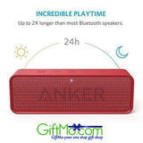 Low Harmonic Distortion Superior Sound Portable Bluetooth Speaker