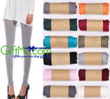 NEW Fashion Women's Stretchy Skinny Cotton High Waist Leggings Pants - GiftMo